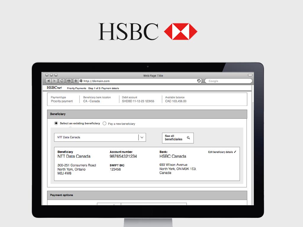 HSBC Net