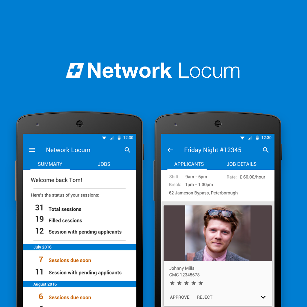 Network Locum